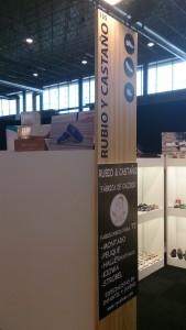 Estand Rubio y Castaño sl en CO-SHOES